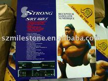 New Satellite TV receiver Strong SRT 4669x