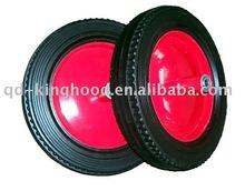 Solid rubber wheel,wheelbarrow solid wheel