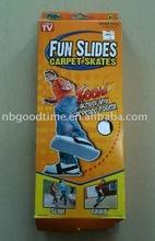 Fun Slides Carpet Skates