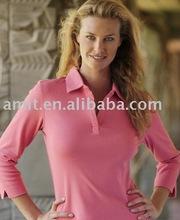 Ladies Polo Shirt, Garment