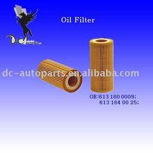 Oil Filter Element Insert 613 180 0009 for Mercedes-Benz