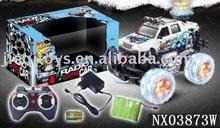 Hot R/C Flash Gyro Stunt Car NX03873W