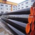 de carbono erw tubos de acero