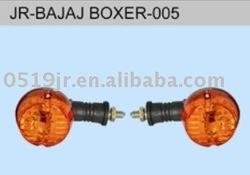 BAJAJ BOXER motocyle winker lamp(set pointer)