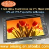 VW car video GPS PiP CD BT USB SD HD Touch Screen PIP