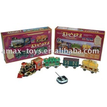 rct-2416 RC luxury train with carriage