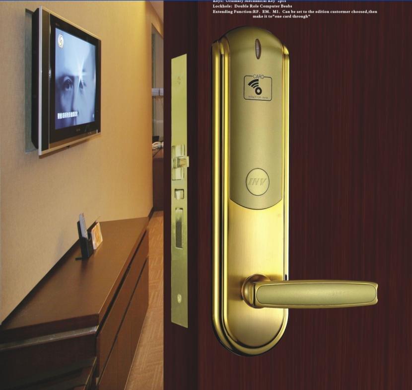 hotel door lock/digital lock /system lock RF-INV-2008A