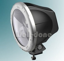 HID off road light, WD-F10, IP 68, UV resistant, high-end product.