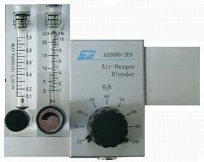 Artificial del corazón - de un solo pulmón de aire de la máquina - oxígeno Blender