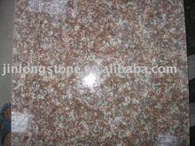 peach red G687 cheap granite tile