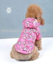 Fashionable dog clothes