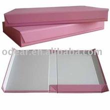 2012 paper gift box