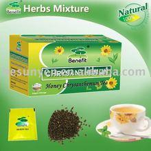 chrysanthemum tea camomile tea