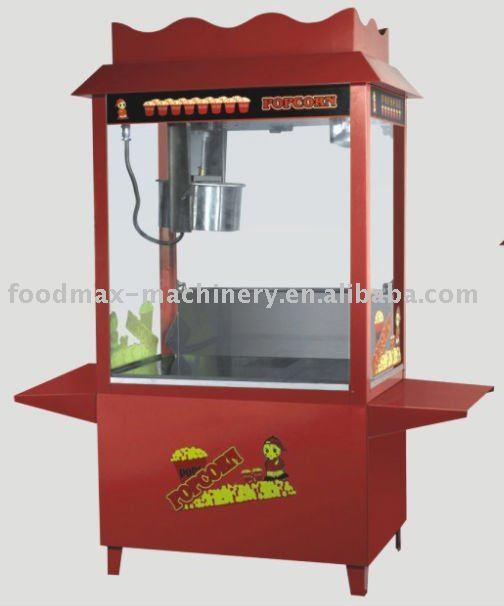 popcorn machine table