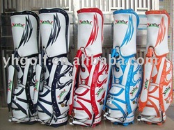 Fashion golf bag/Customized golf bag/Customer's logo golf bag