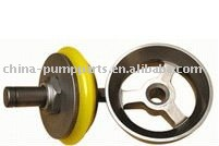 API No. 7 mud pump fluid end parts valves and seats well drilling