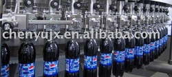 2010 New style carbonated drink filling machine