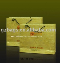 packaging paper gift bag