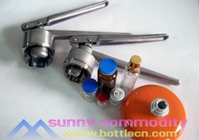 Stainless Steel crimping tools for cap vial PVC and AL