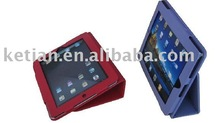 leather case stand for iPad