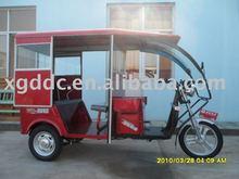 electric tricycle/rickshaw/three wheeler/auto rickshaw