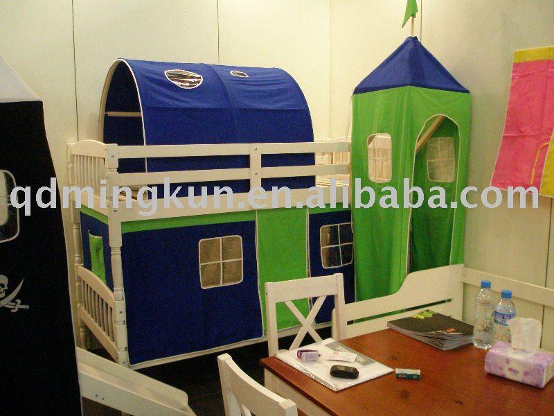 Castle Tent Loft Bed 800 x 600