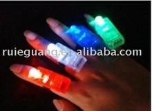 4 Colors Led Laser Finger Lights For Party Concert Festival