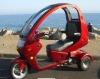 HDM125,150E-17 125/150cc EEC/EPA 3 wheel motorcycle