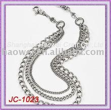 Chain belt;Jean chain,hip hop jean chain