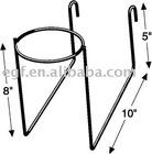 Gridwall Cap Rack / Wire Cap Holder / Metal Cap Displayer