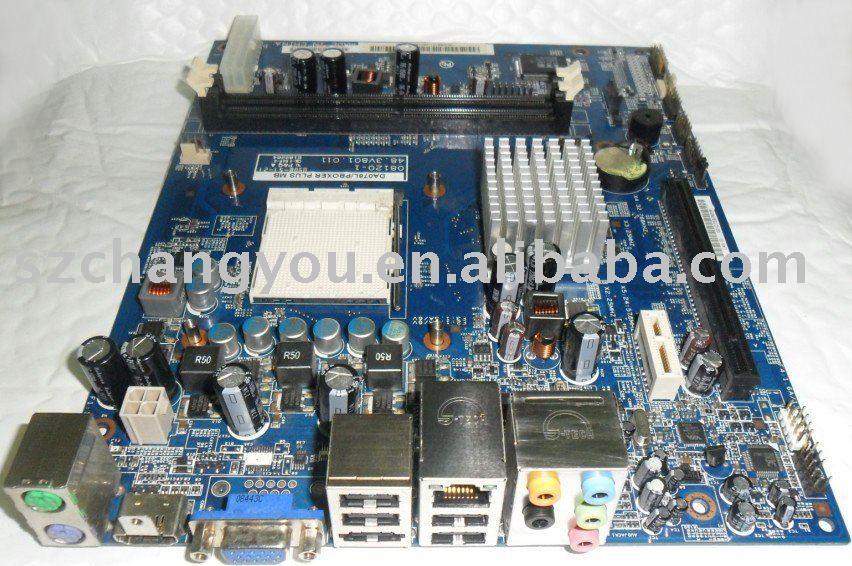 Gt mb sat01 002 motherboard use for acer aspire x3200 u3600a desktop