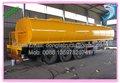 30 - 55m3 asfalto caminhão de transporte ( aquecimento automático e sistema de bomba )