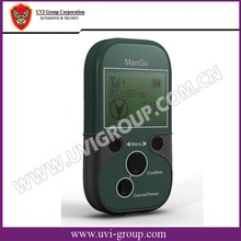 Mini GPS tracker controlled via SMS and software for persons