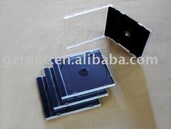 10.4mm black CD case (RC-CC04)