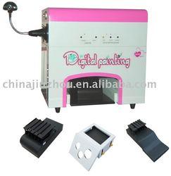 multi-functional digital nail art printing machine