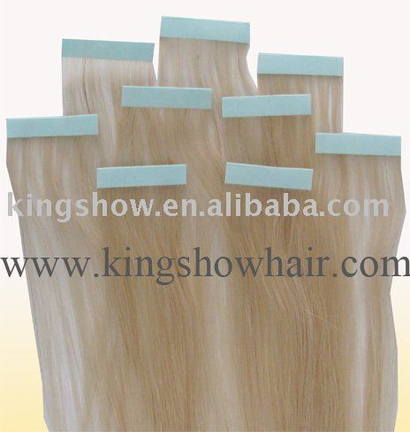 Adhesive Tape Hair Extensions 56