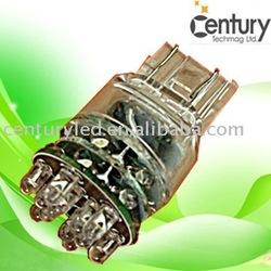12V 7440 7443 smd auto led turning light/brake light led car lamp