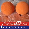 (100mm-200mm) Sponge Cleaning Ball for concrete pump pipe