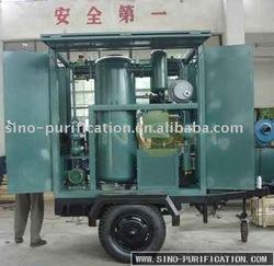 Transformer Oil Regenerating System