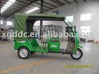 battery powered passenger tricycle/rickshaw
