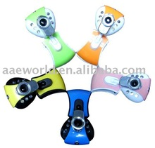 colorful chrismas present-digital product pc webcam