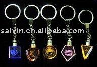 key chain crystal