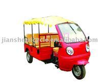 passenger tricycle, three wheel motorcycle