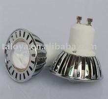 led worklight gu10 3*1w high brightness & energy saving
