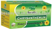 Chrysanthemum tea chamomile