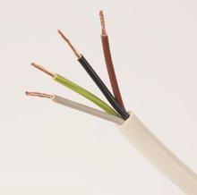 pvc sheathed flexible cable H05VV-F