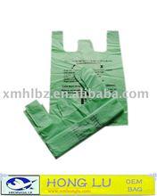 Vest handly T-shirt bag