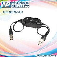 Coaxial Video Ground Loop Isolator balun video (NV-600 )