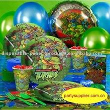 Teenage Mutant Ninja Turtles Deluxe Party Pack