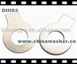 DIN93 tab washer